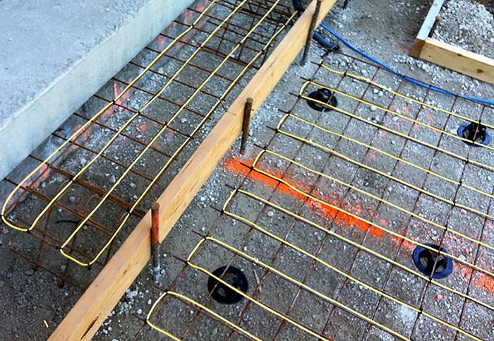 Обогрев бетона купить бетон в красноярском районе